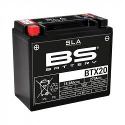 Batterie BTX20-L 12V 18Ah...