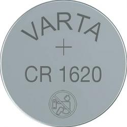 Pile bouton CR1620 VARTA au...
